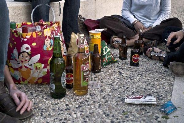 Alcoolisation massive chez les jeunes