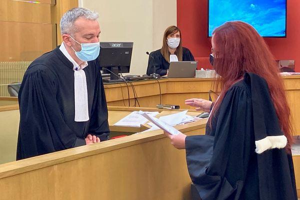 Me Varlet, avocat du septuagénaire jugé pour l'agression d'une famille à Dole.