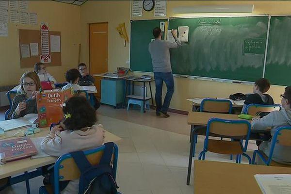 Fercé-sur-Sarthe : loi Blanquer, le maire craint une éventuelle fermeture de son école