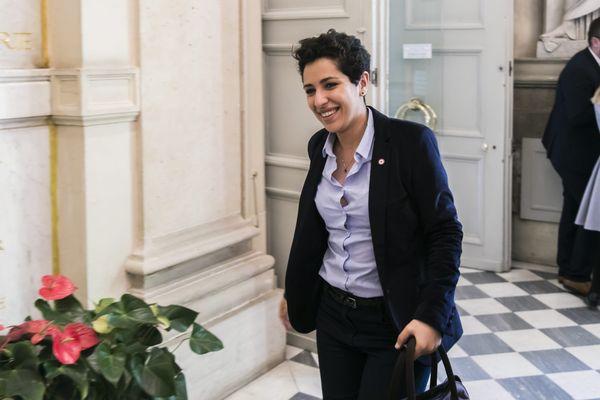 Sarah El Hairy, nommé secrétaire d'Etat à la Jeunesse