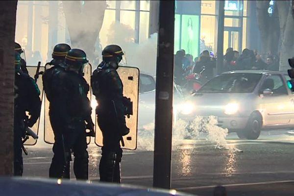 Le 25 octobre dernier des incidents avaient eu lieu devant le stade Vélodrome.