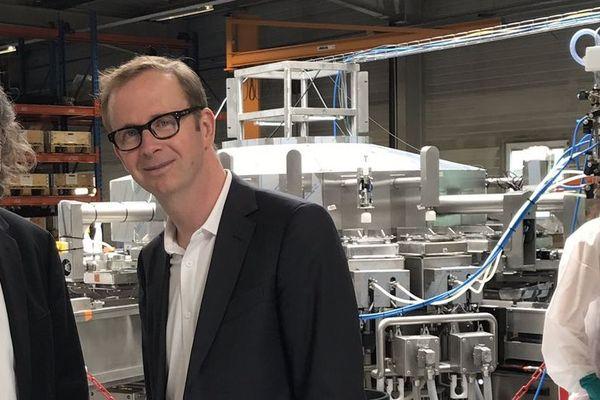 Xavier Pelletier est membre du corps préfectoral et actuel directeur général de la Chambre de Commerce et d'Industrie (CCI) Lyon métropole.