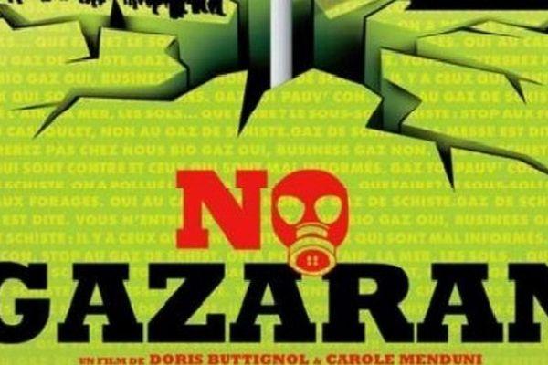 """""""NO GAZARAN"""" un film documentaire sur l'exploitation du gaz de schiste"""