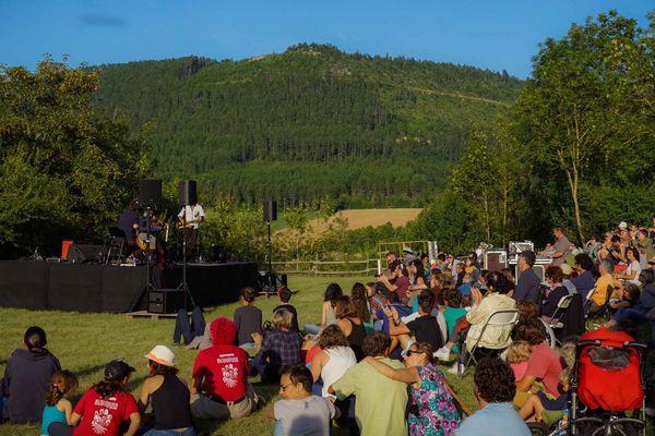 Festival Détours Du Monde, à Chanac (Lozère) du 14 juillet au 28 juillet. (c) Laurent Cadéac
