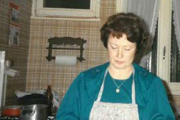 Danielle Monichon, veuve Beauné