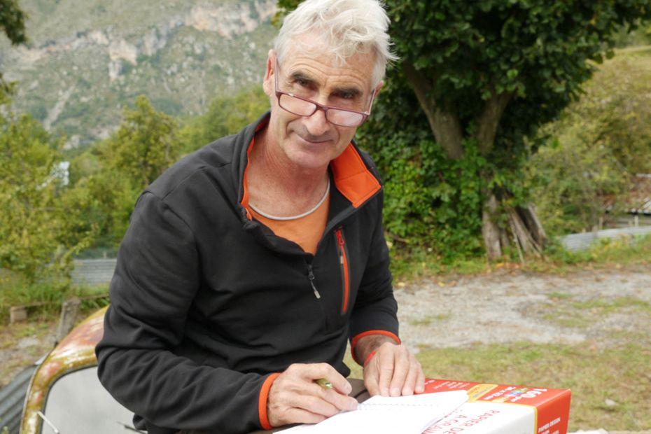 7 ans après l'assassinat du guide de haute montagne, l'association Hervé Gourdel perpétue ses valeurs dans le Mercantour