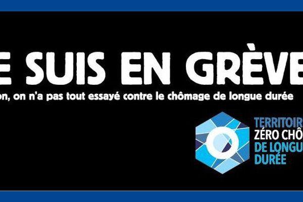 """ATD Quart Monde incite les internautes à faire la """"grève du chômage"""" sur les réseaux sociaux jeudi 15 octobre 2015."""