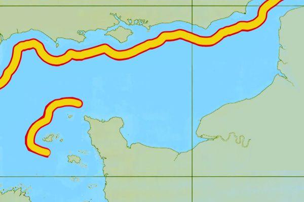 La convention crée une zone, toujours d'actualité, entre les 6 et les 12 miles nautiques anglais.