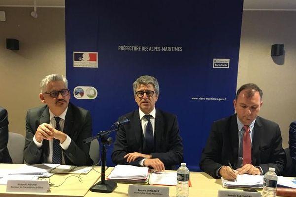 De nouvelles mesures ont été annoncées ce vendredi 13 mars à la préfecture des Alpes-Maritimes.