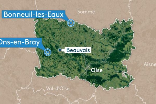 Cinq personnes ont été blessés sur les routes de l'Oise, ce 11 novembre. Parmi elles, deux se trouvent dans un état préoccupant.