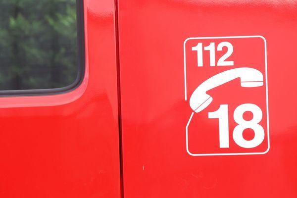 Les sapeurs-pompiers du Doubs ont été appelés dans la nuit du mercredi 15 au jeudi 16 janvier pour cet accident de la route à Montbéliard.