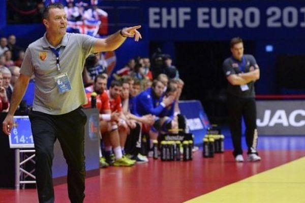 Ivica Obrvan, nouvel entraîneur du CSH