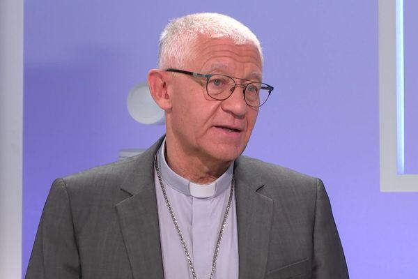 Monseigneur Ravel, archevêque de Strasbourg, met en place un code contre les abus sexuels dans l'Eglise