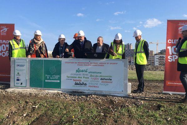 Les travaux de construction commencent jeudi 15 novembre et se poursuivront jusqu'en septembre 2020.