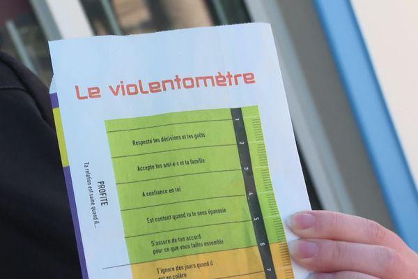 Sac à baguette contre les violences faites aux femmes