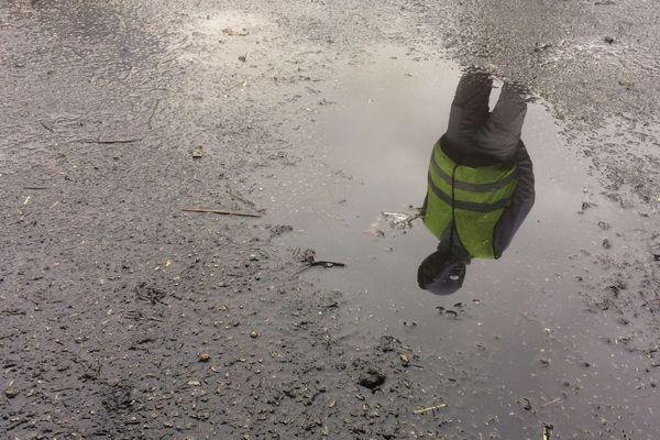Une forte mobilisation ce samedi même sous la pluie