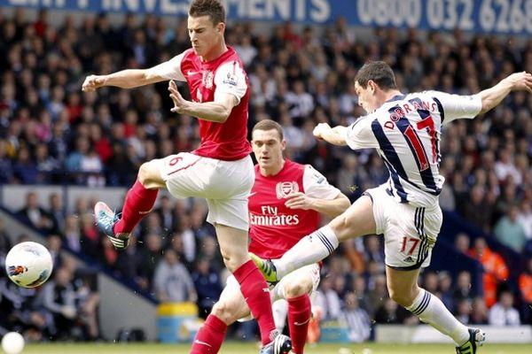Le footballeur Laurent Koscielny, originaire de Corrèze, a signé avec Arsenal pour une durée qui n'est pas encore connue