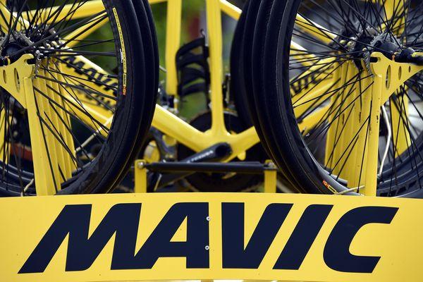 L'équipementier de l'industrie du cycle Mavic a été placé en redressement judiciaire. (Illustration)