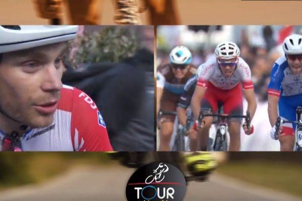 Marc Sarreau (Groupama-FDJ) vainqueur du Tour de Vendée 2019 et de la Coupe de France de cyclisme sur route
