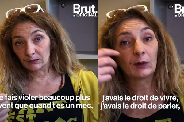 Corinne Masiero interviewée par Brut