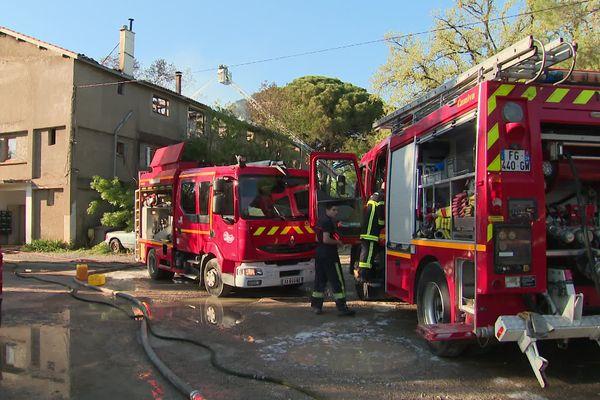 Incendie à Gignac : 34 personnes ont été évacuées