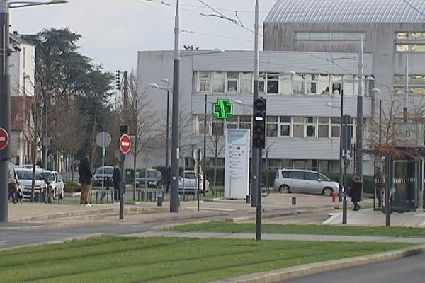 Le quartier de l'Argonne à Orléans
