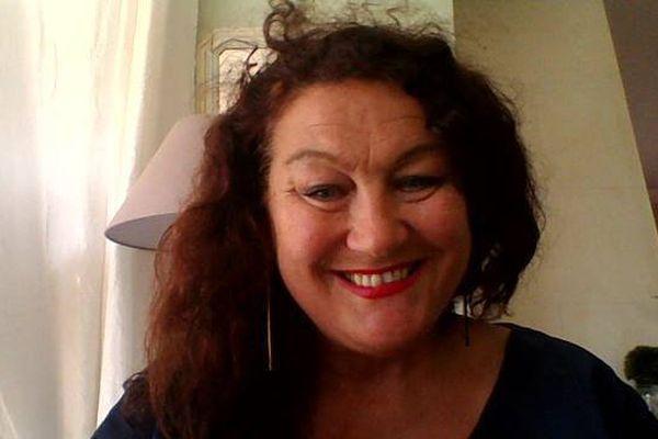 Elisabeth Boissinot, la mère de Chloé, assassinée dans les attentats terroristes du 13 novembre 2015 à Paris.
