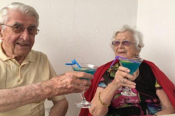 75 ans d'amour et toujours envie de le fêter