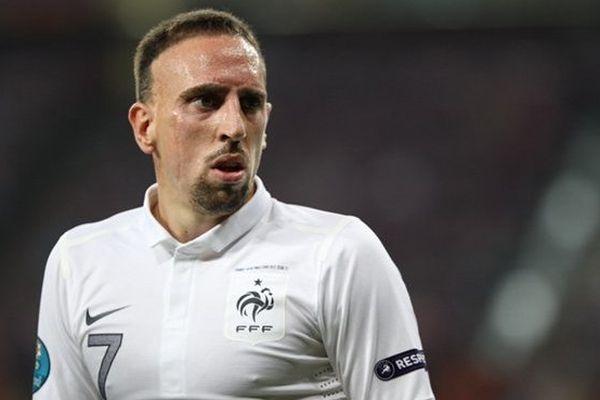 Ribéry succède à Iniesta (2012) et à Messi (2011)