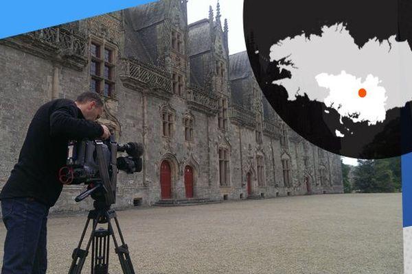 Le château des Rohan à Josselin