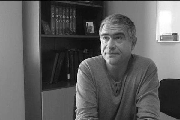 ARCHIVES - Le maire de Linguizzetta (Haute-Corse), Séverin Medori (2011)