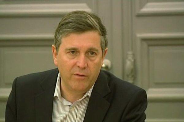 Alberic de montgolfier sénateur UMP d'Eure-et-Loir.