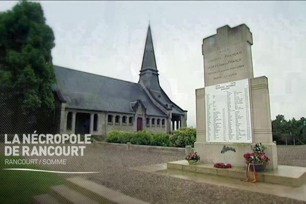 La nécropole de Rancourt (80)