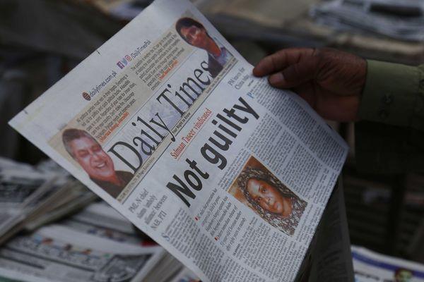 """La députée Laure de la Raudière veut évoquer le sort d'Asia Bibi, toujours menacée de mort au Pakistan pour """"blasphème"""" - Photo d'illustration"""