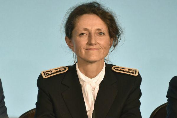Marie Lajus était préfète de la Charente depuis août 2018.