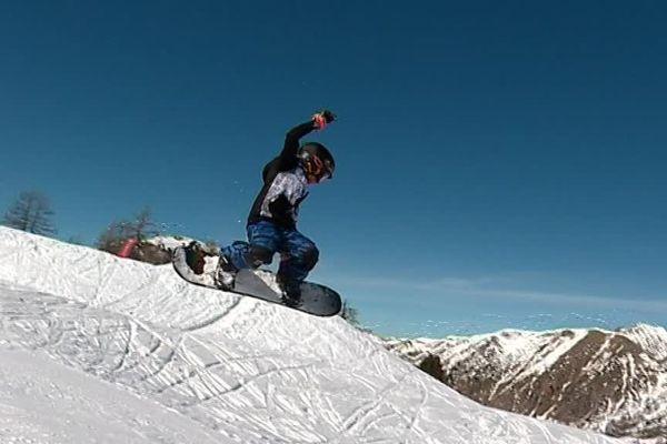 Le Snow Park d'Isola 2000