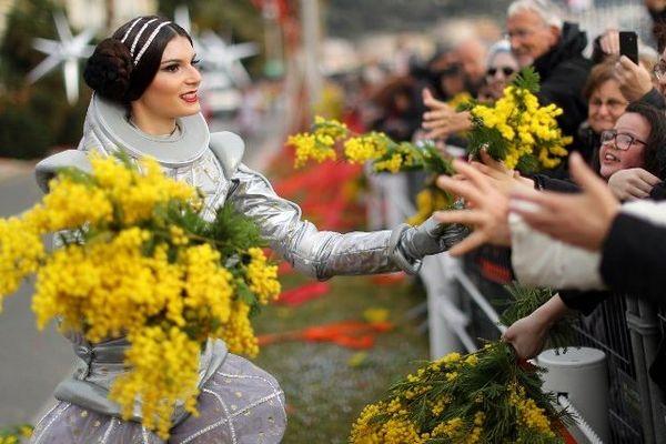 Prochaine bataille de fleur, sur la promenade des Anglais:samedi 23 février