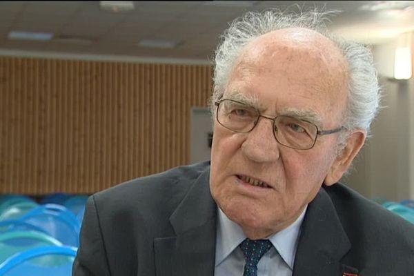 Walter Bassan en mars 2012.