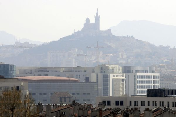 A Marseille, le risque d'avoir un cancer de la vessie et 50 % plus important que dans le reste de la France.