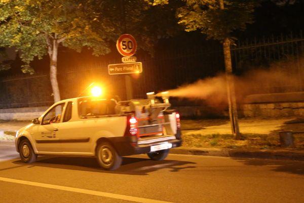 Une opération de démoustication sera menée, vendredi matin, à Blagnac où un cas de dengue a été signalé.
