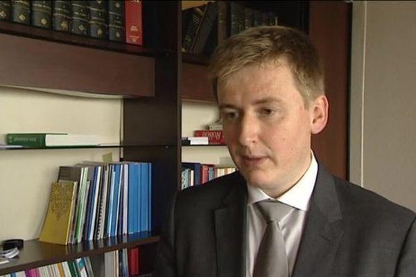 François-Xavier Lauch, directeur de cabinet d'Emmanuel Macron