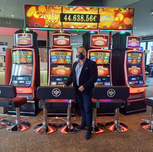 Éric Lerat, le directeur du casino du Lac du Der ouvrira les portes de son établissement le 19 mai.