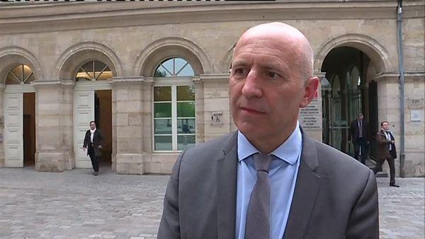 Dominique Potier, député (PS) de Meurthe-et-Moselle