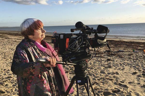 Agnès Varda était venue en Normandie pour le tournage de Visages Villages.