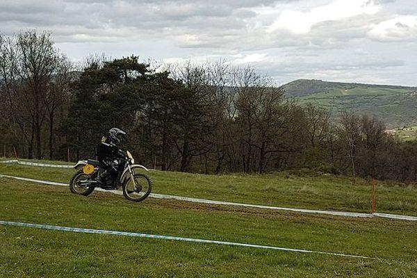 L'Ardoisienne, rendez-vous des fans d'Enduro se tient ces 29 et 30 avril 2017 à Ardes-sur-Couze (Puy-de-Dôme).