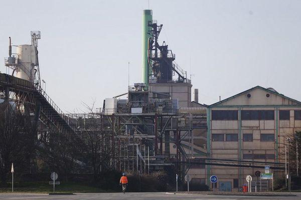 L'usine de Cagny (Calvados) fait partie du paysage normand depuis 1951. Elle avait été construite avec les dommages de guerre.
