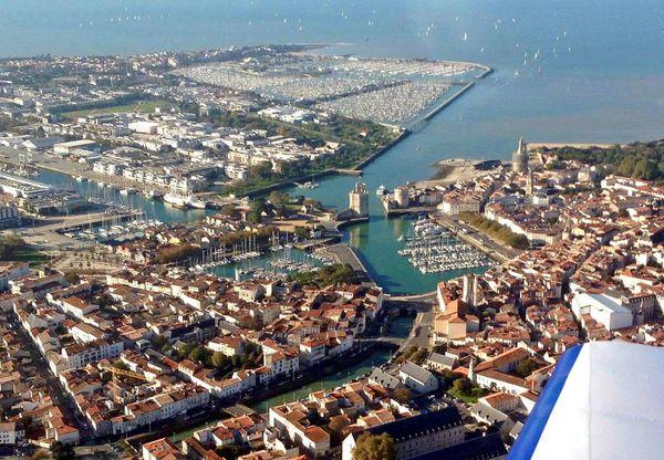 La Rochelle, la première photo postée sur les réseaux sociaux