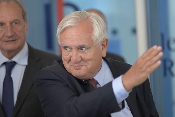 Jean-Pierre Raffarin, le 12 juin 2017