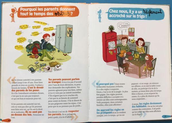 ça sert à quoi les parents ? de Sophie Bordet-Pétillon, Stéphane Clerget et Clothilde Szymanski