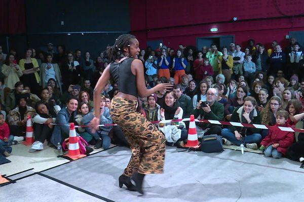 Knock out tournament, le 23 février 2020, à la maison de quartier des Dervallières à Nantes